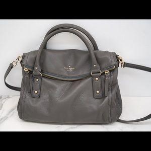 Kate Spade foldover Leslie purse